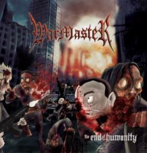 Warmaster - The End of Humanity (Review)