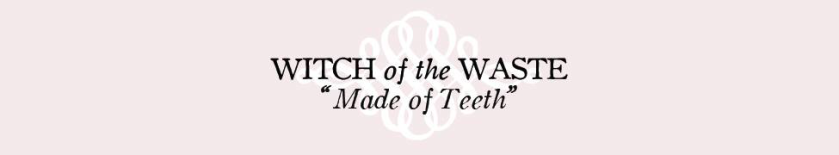 Witch of the Waste Logo