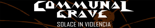 Communal Grave Logo