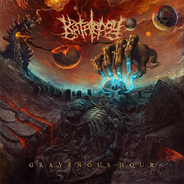 Katalepsy – Gravenous Hour (Review)