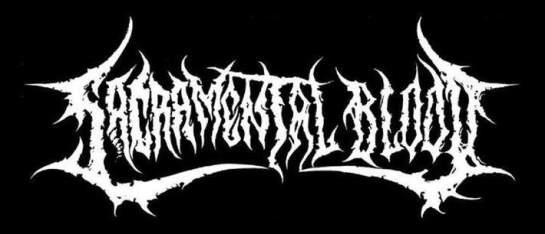 Sacramental Blood Logo
