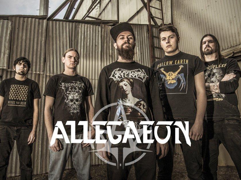 Allegaeon Header