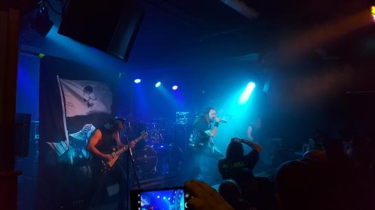 Flotsam and Jetsam Live