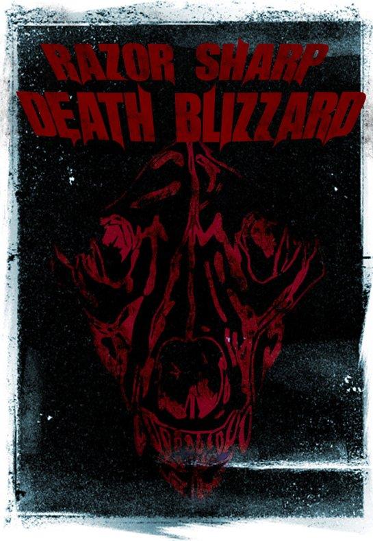 Razor Sharp Death Blizzard
