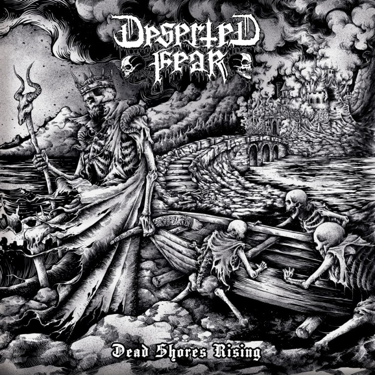 Deserted Fear – Dead Shores Rising (Review)