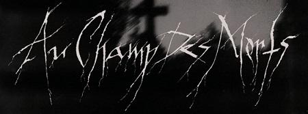 Au Champ des Morts Logo