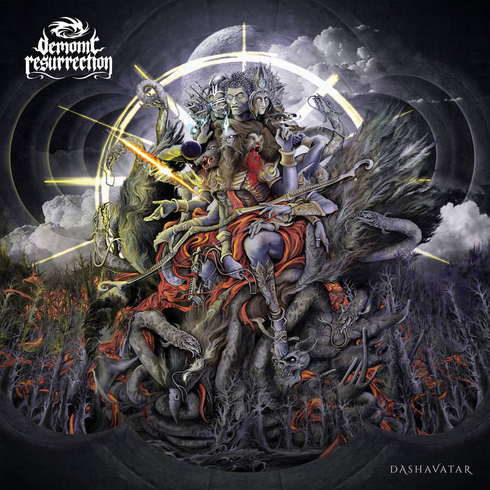 Demonic Resurrection – Dashavatar(Review)
