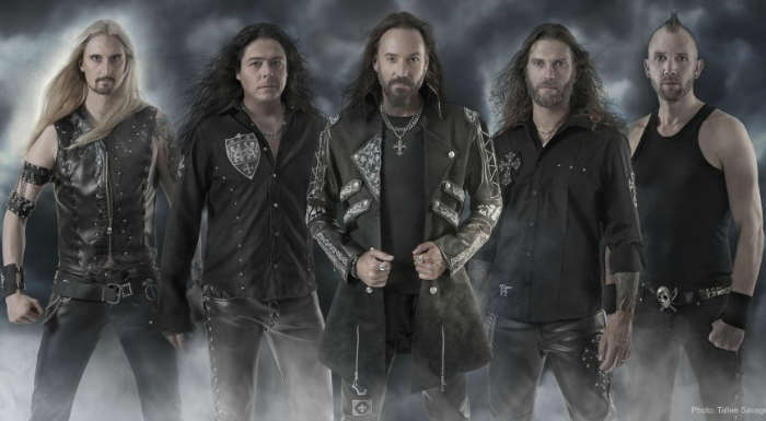 Interview with Hammerfall