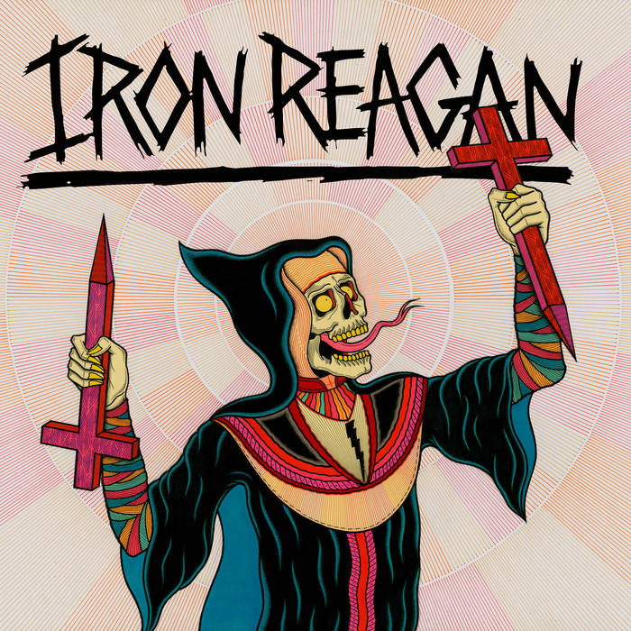 Iron Reagan – Crossover Ministry (Review)