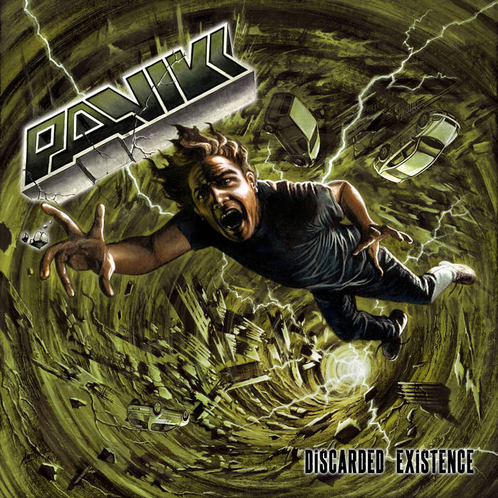 Panikk – Discarded Existence(Review)