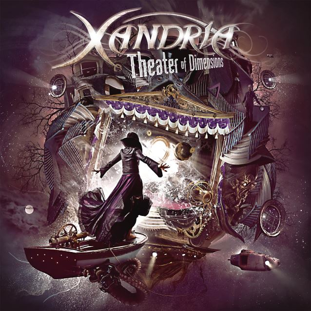 Xandria – Theater of Dimensions (Review)