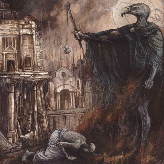 Craven Idol – The Shackles of Mammon(Review)