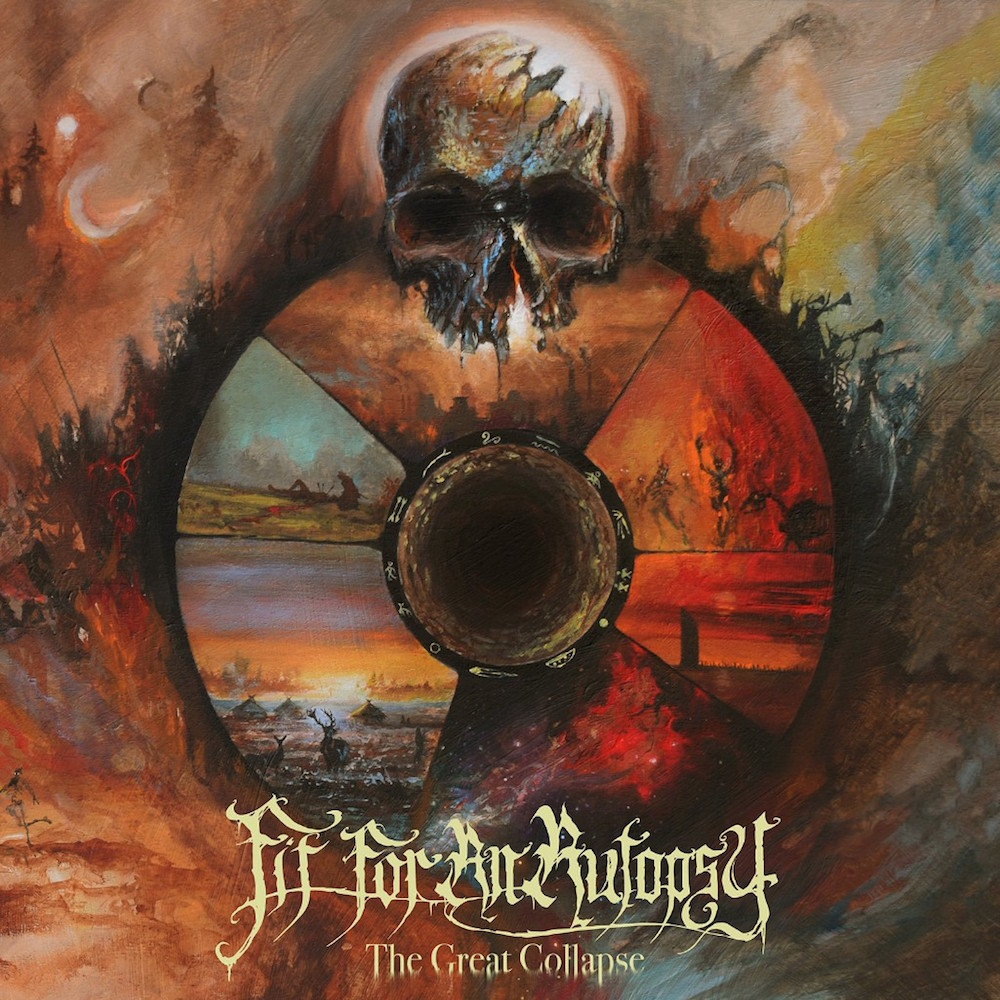Fit for an Autopsy – The Great Collapse (Review)