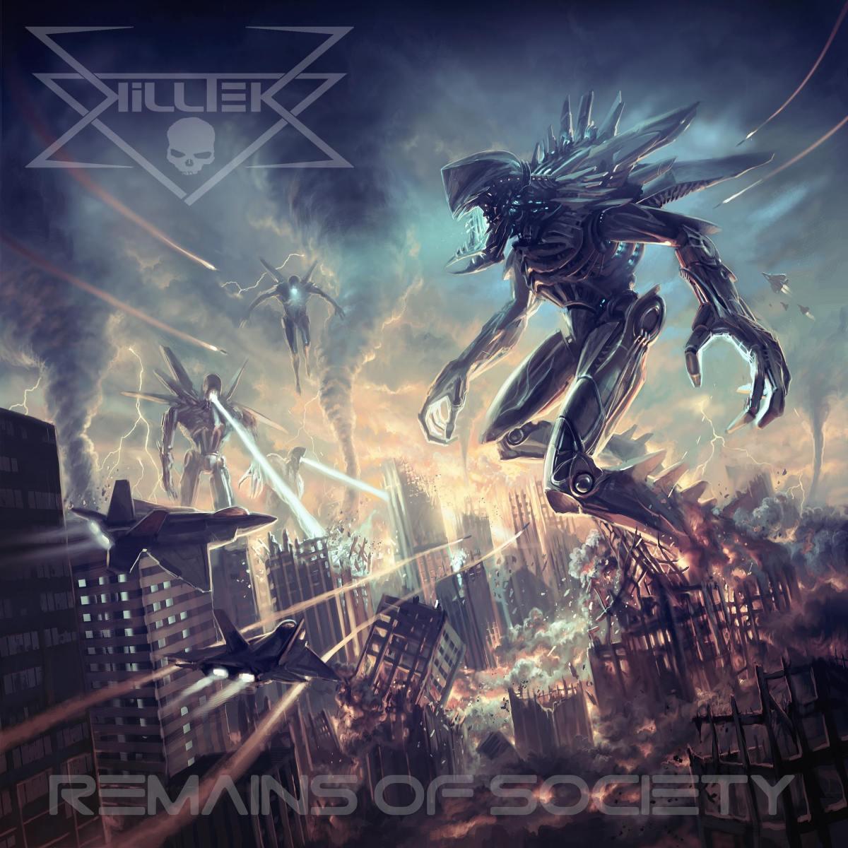 Killtek – Remains of Society(Review)