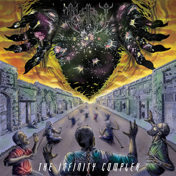 Torrefy – The Infinity Complex(Review)