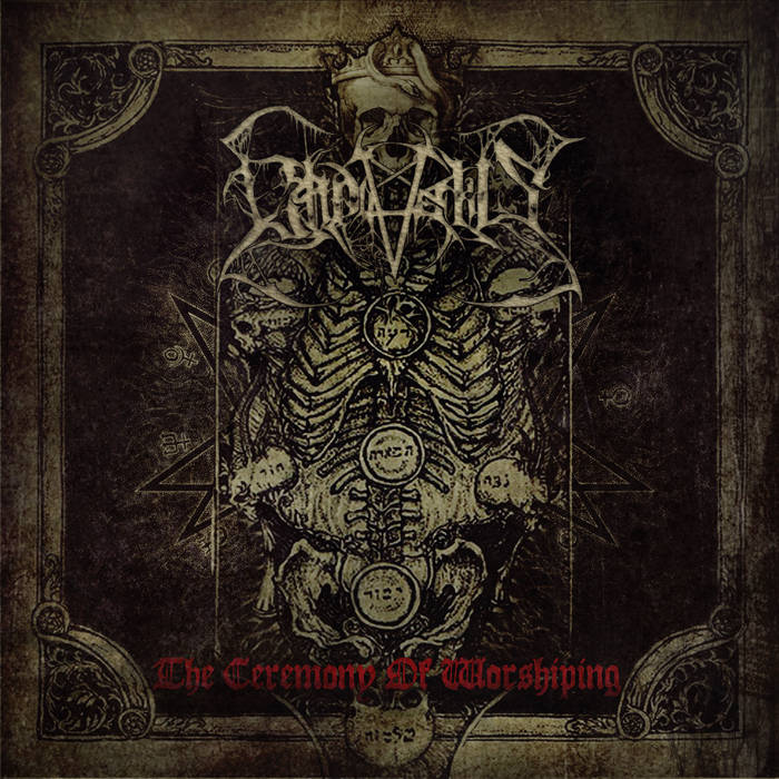 Cadaveris – The Ceremony of Worshiping(Review)