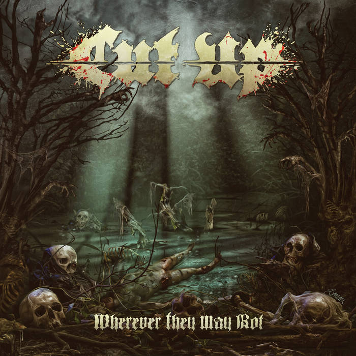 Cut Up – Wherever They May Rot (Review)