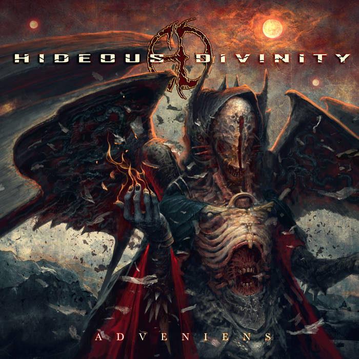 Hideous Divinity – Adveniens (Review)