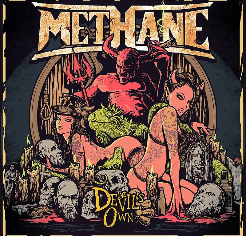 Methane – The Devil's Own (Review)