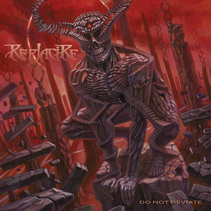 Replacire – Do Not Deviate (Review)