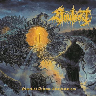 Soulrot – Nameless Hideous Manifestations(Review)