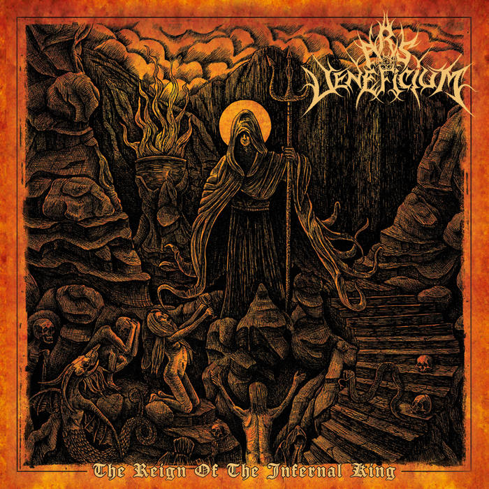 Ars Veneficium – The Reign of the Infernal King(Review)