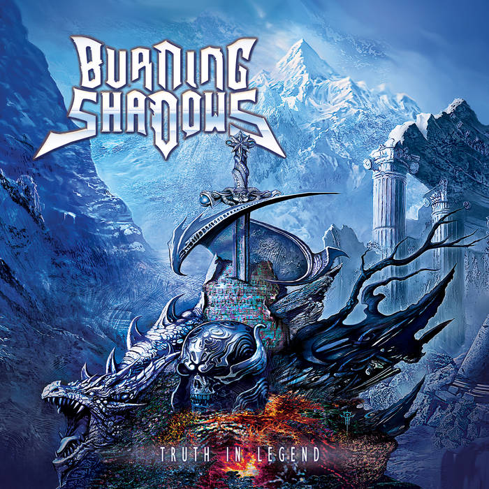 Burning Shadows – Truth in Legend(Review)