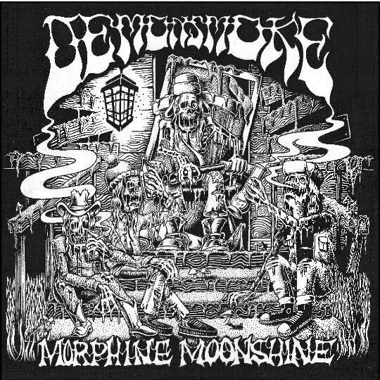 Demonsmoke – Morphine Moonshine(Review)