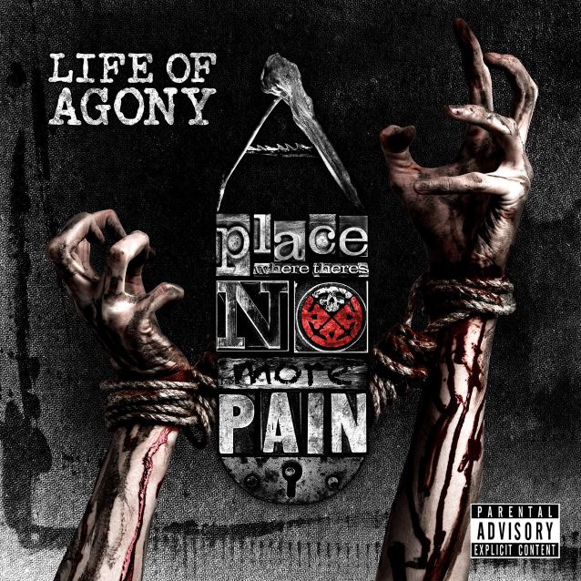 Life of Agony – A Place Where There's No More Pain(Review)
