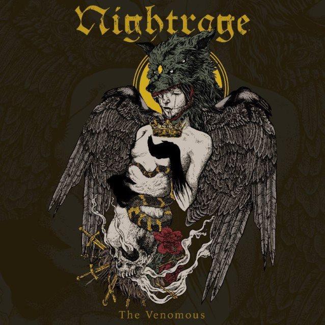 Nightrage – The Venomous(Review)