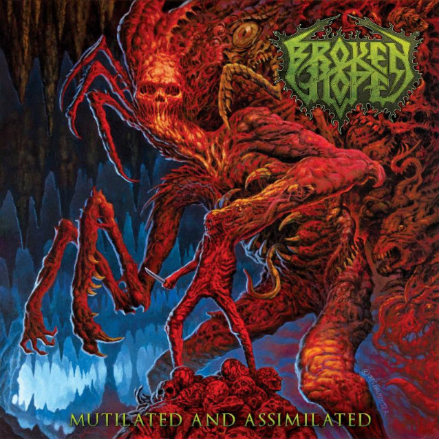 Broken Hope – Mutilated and Assimilated(Review)