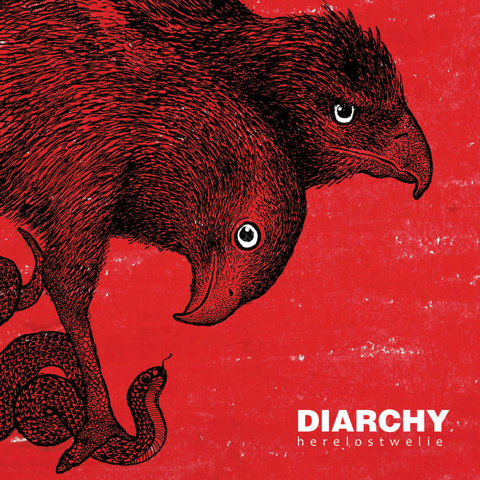 Diarchy – Here Lost We Lie(Review)