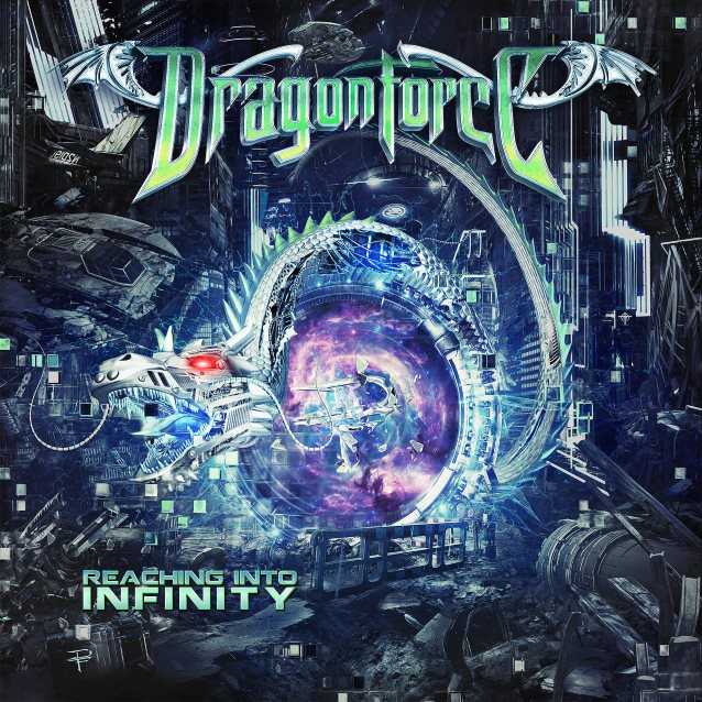 Dragonforce – Reaching into Infinity(Review)