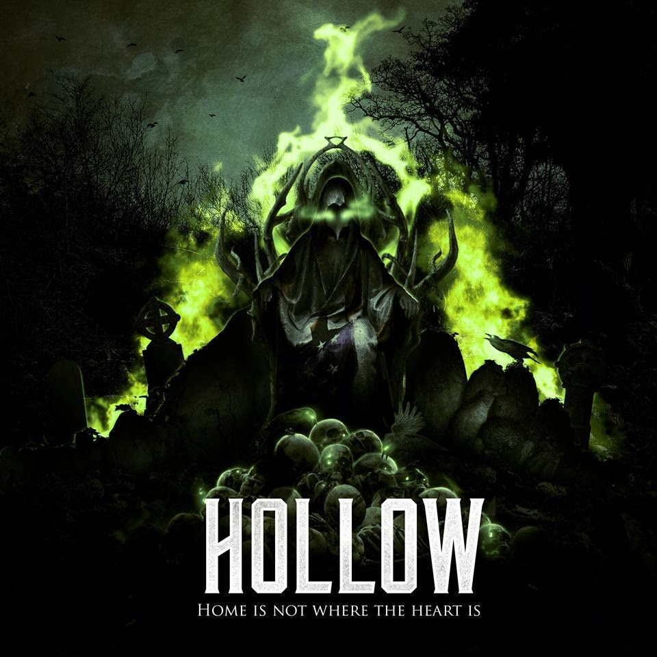 Hollow – Home Is Not Where the Heart Is(Review)