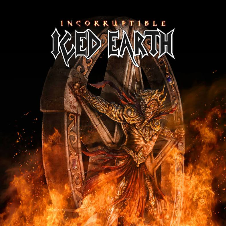 Iced Earth – Incorruptible (Review)
