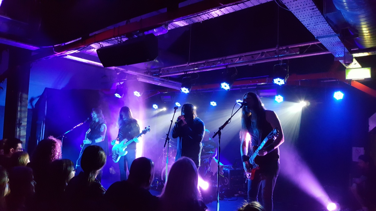Katatonia/Ghost Bath/The Great Discord – Manchester Sound Control, 11/05/17 (LiveReview)
