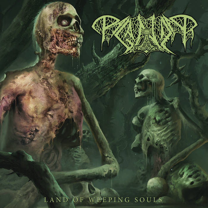 Paganizer – Land of Weeping Souls(Review)