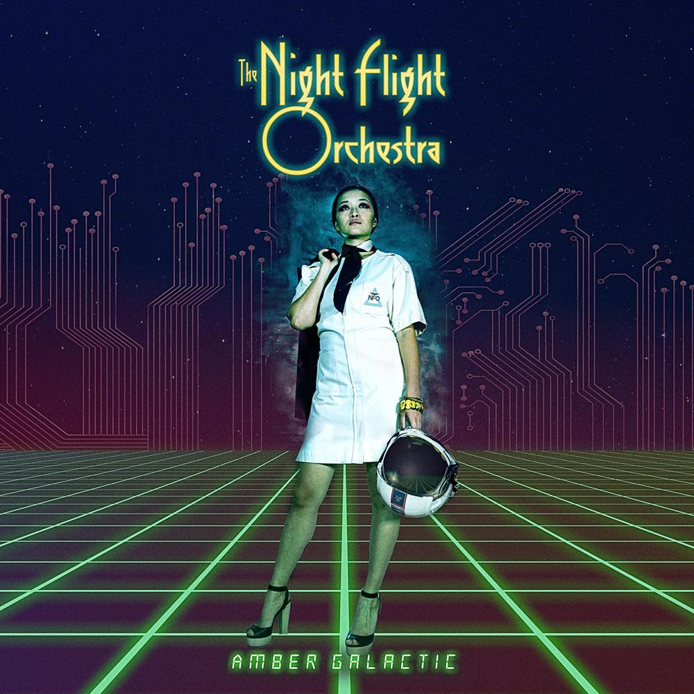 The Night Flight Orchestra – Amber Galactic (Review)