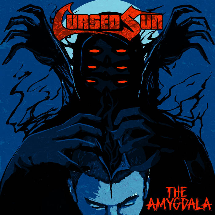 Cursed Sun – The Amygdala (Review)
