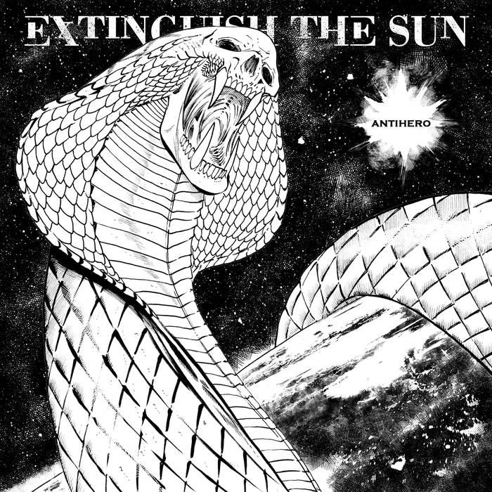Extinguish the Sun – Antihero(Review)