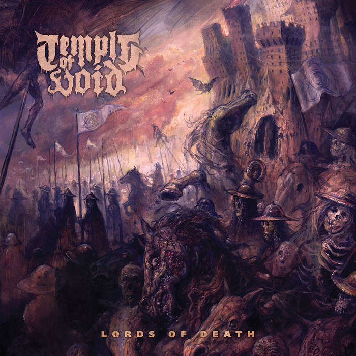 Temple of Void – Lords of Death(Review)