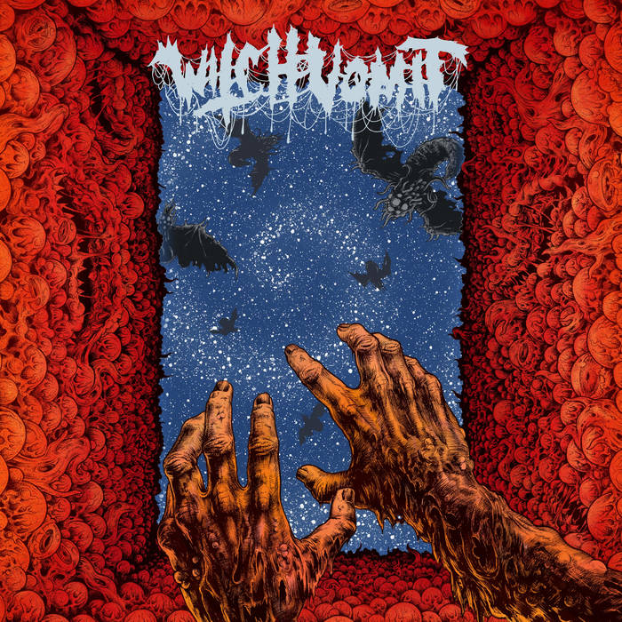 Witch Vomit – Poisoned Blood(Review)