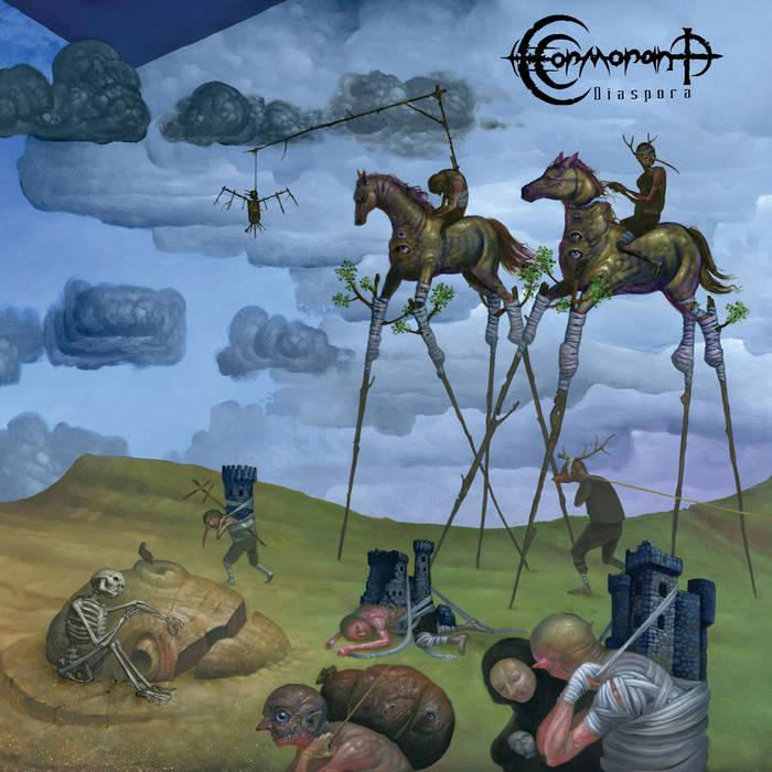 Cormorant – Diaspora(Review)