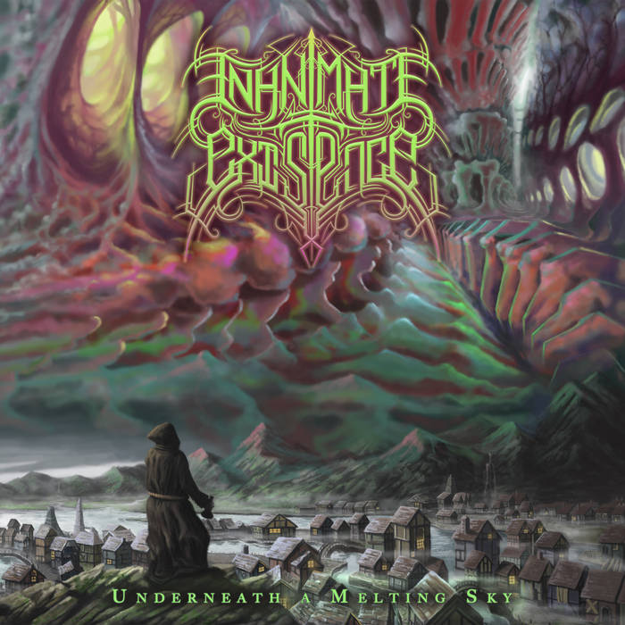 Inanimate Existence – Underneath a Melting Sky(Review)