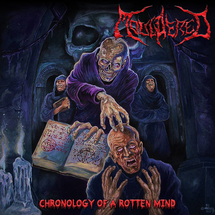 Mouldered – Chronology of a Rotten Mind (Review)
