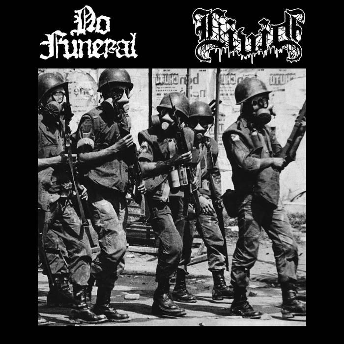 No Funeral/Livid – Split(Review)