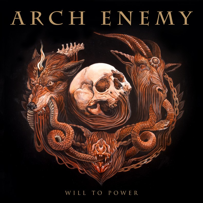 Arch Enemy – Will to Power (Review)