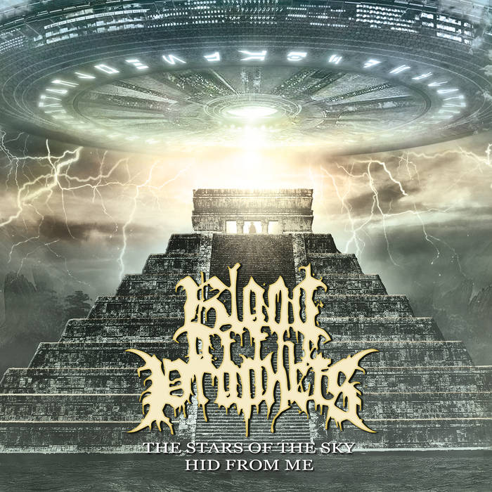 Blood of the Prophets – The Stars of the Sky Hid from Me (Review)