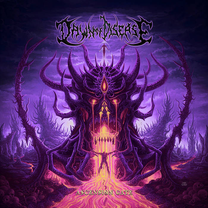 Dawn of Disease – Ascension Gate (Review)