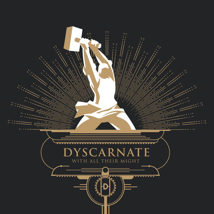 Dyscarnate – With All Their Might (Review)